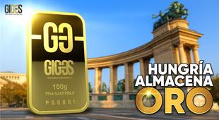 Hungría: ¡el oro debe comprarse regularmente!