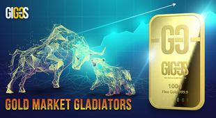 """Gold: """"bulls"""" versus """"bears"""""""