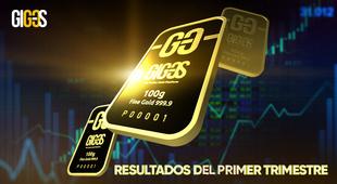 El oro en el primer trimestre de 2021