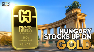 Hungary: gold must be purchased regularly!