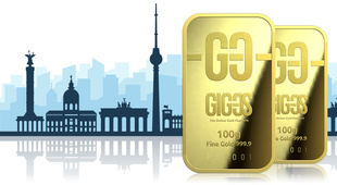 A German masterclass in creating gold accumulations