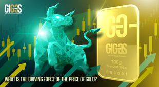 Why is the price of gold rising?