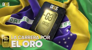 La lucha contra la crisis: Brasil apuesta por el oro