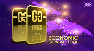 Gold is the foundation of economic survival