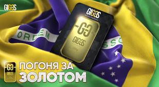 Борьба с кризисом: Бразилия делает ставку на золото