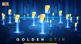 An unstoppable march of gold across the planet