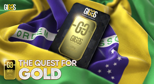 Countering the crisis: Brazil is betting on gold