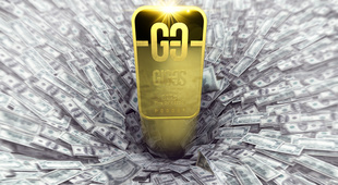 Inflation is gaining momentum. How does gold react to it?