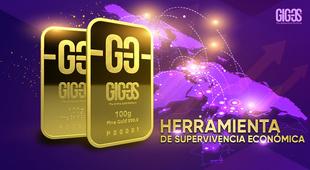 El oro es la base de la supervivencia económica
