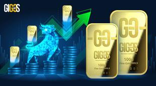 Oro: il prezzo sale e il mondo compra